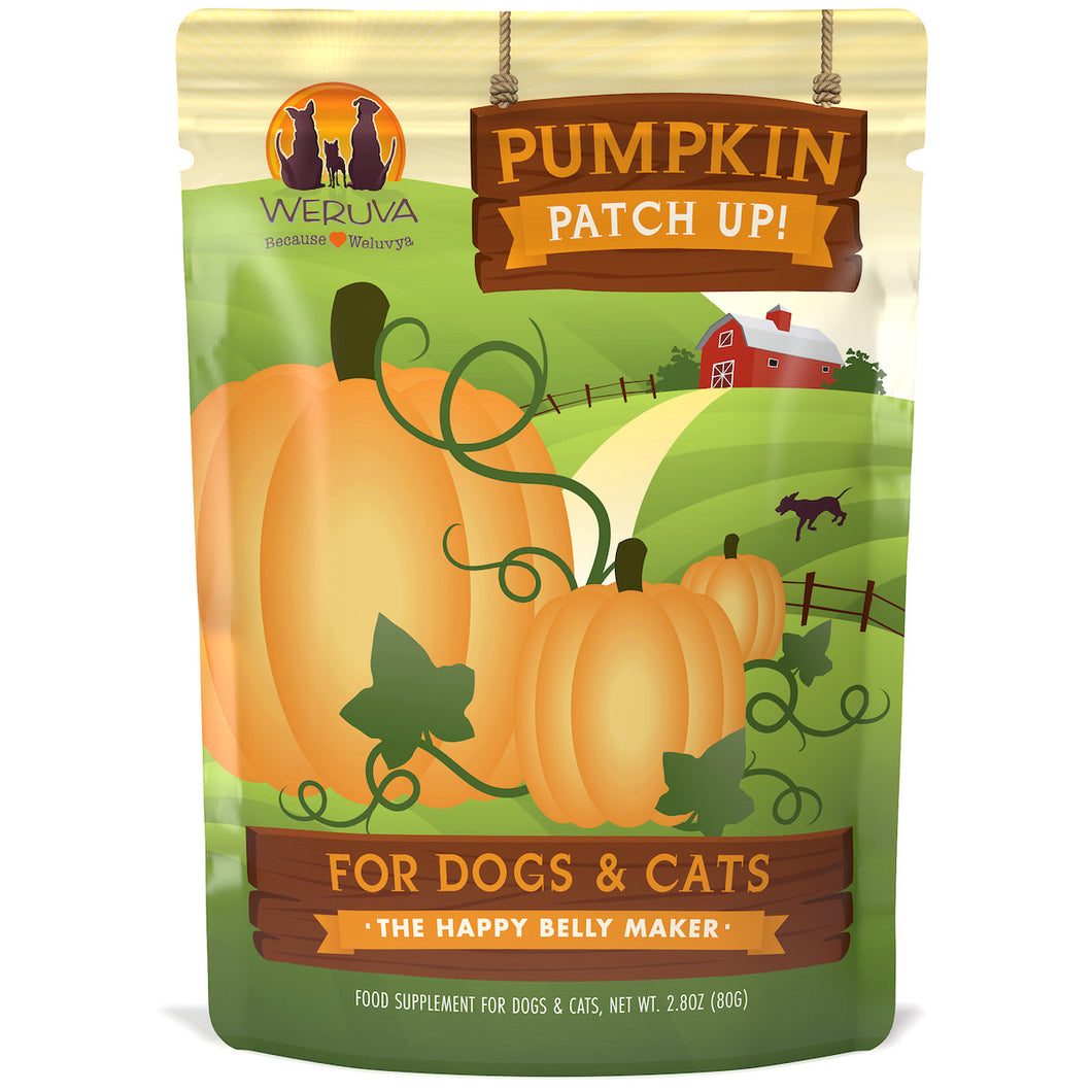 Weruva Pumpkin Patch Up for Dog and Cat Supplement