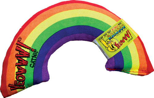 Yeowww! Rainbow Cat Toy