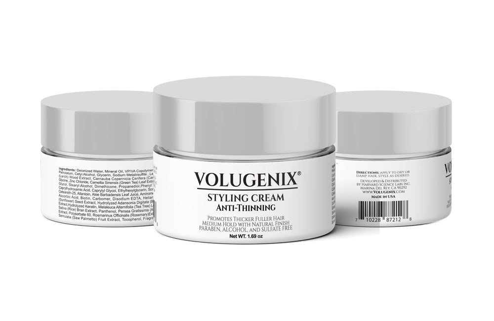 Volugenix Anti-thinning Styling Cream and DHT Blocker