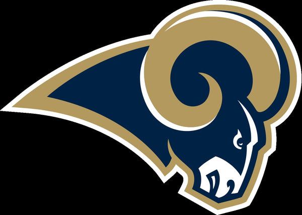 Los Angeles Rams Vinyl Decal / Sticker 5 sizes!!