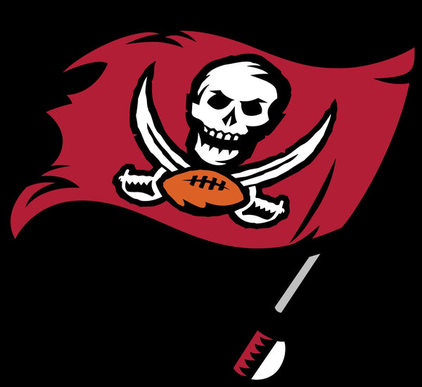 Tampa Bay Buccaneers Vinyl Decal / Sticker 5 sizes!!