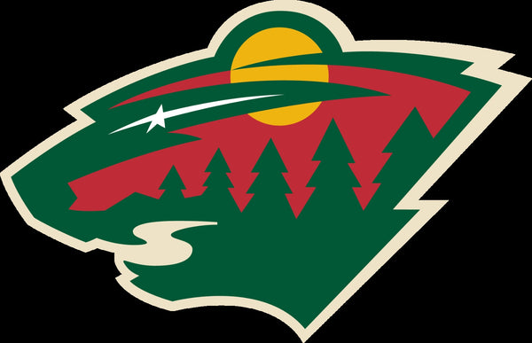 Minnesota Wild Vinyl Decal / Sticker 5 Sizes!!!
