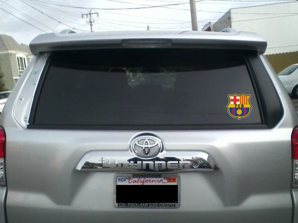 FC Barcelona Futbol Soccer Decal / Sticker 5 Sizes!!