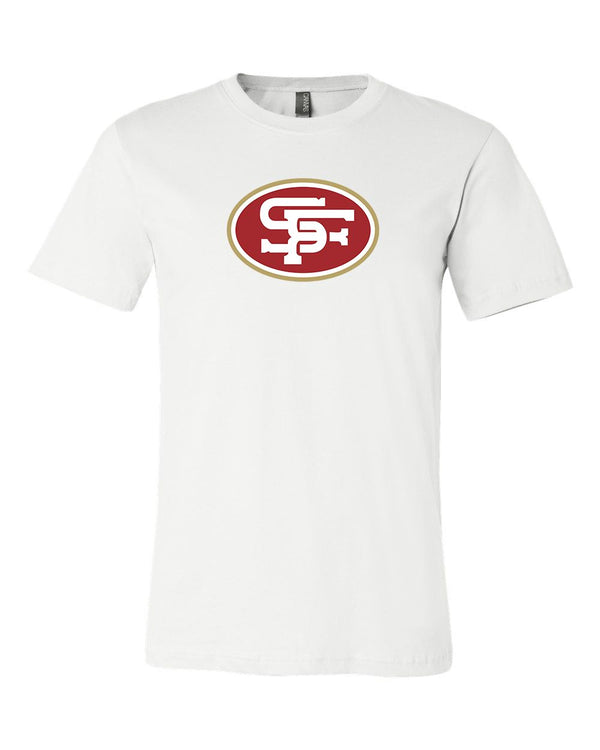 San Francisco 49ers Alternate Future Logo Team shirt 6 sizes S-3XL!!