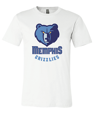 Memphis Grizzlies   Team Shirt NBA  jersey shirt - Sportz For Less