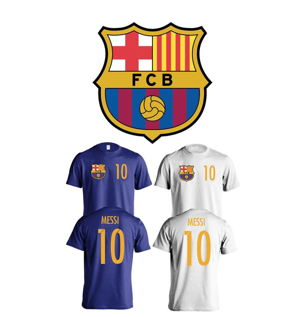 Lionel Messi FC Barcelona #10 Jersey player shirt - Sportz For Less