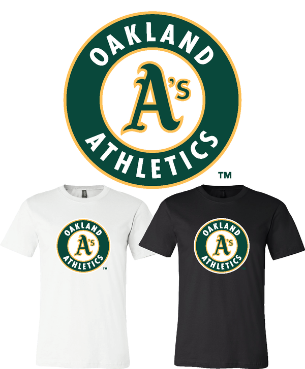 Oakland Athletics Team Shirt jersey shirt - Sportz For Less