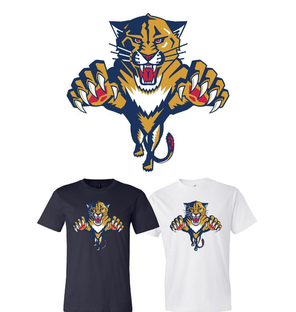 Florida Panthers logo Team Shirt jersey shirt - Sportz For Less
