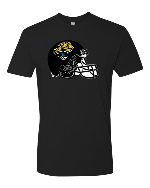 Jacksonville Jaguars Helmet  Team Shirt jersey shirt - Sportz For Less