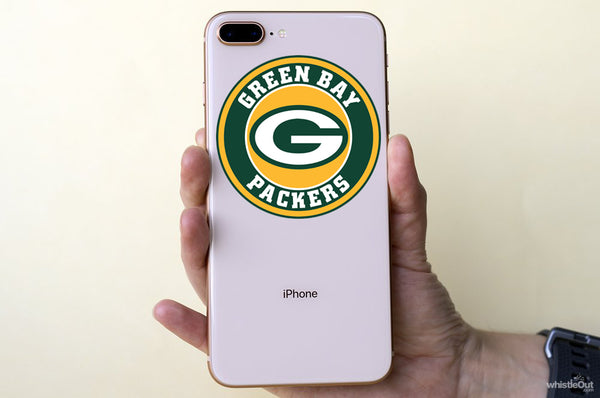 Green Bay Packers Circle Logo Vinyl Decal / Sticker 10 sizes!!