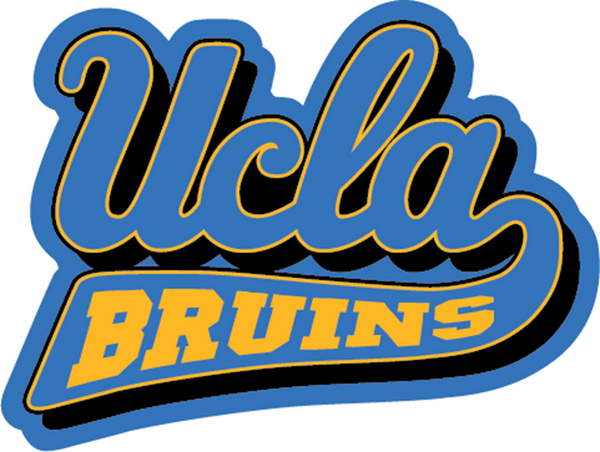 UCLA Text Logo T-Shirt | UCLA Team Shirt S - 5XL!!!