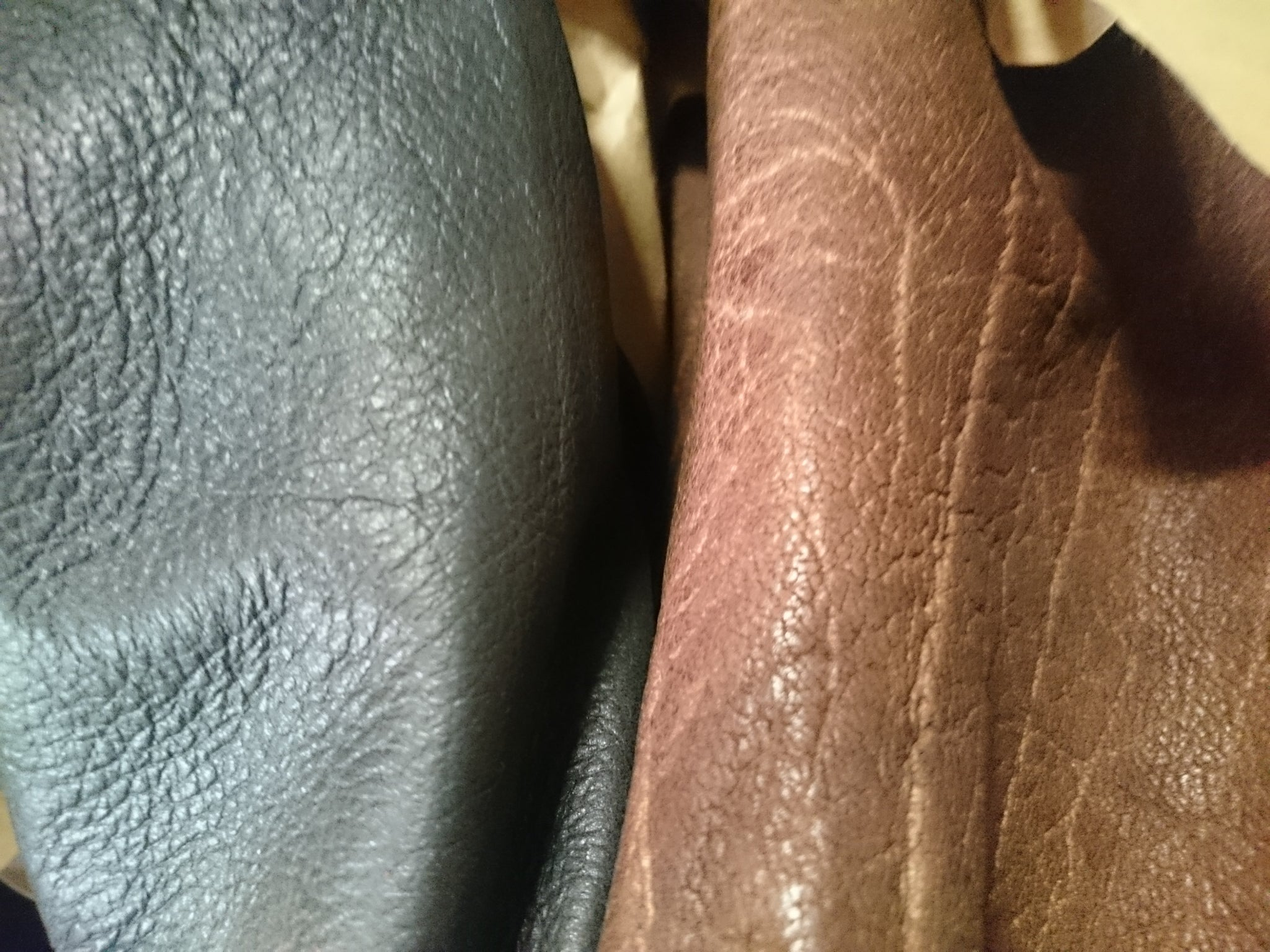 Is 'Leather' Really Leather?  Organic Leather vs. the Imposters