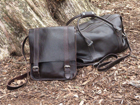 Leather Works New Zealand Leather Fashion Bags