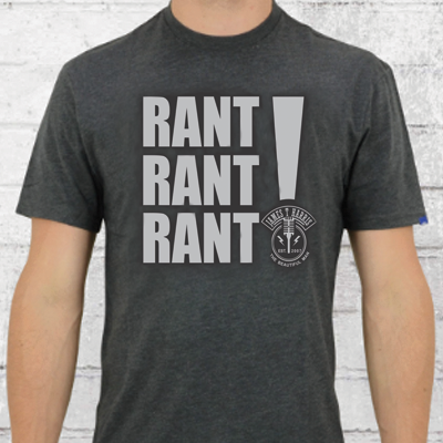 Men's RANT! Tee-shirt
