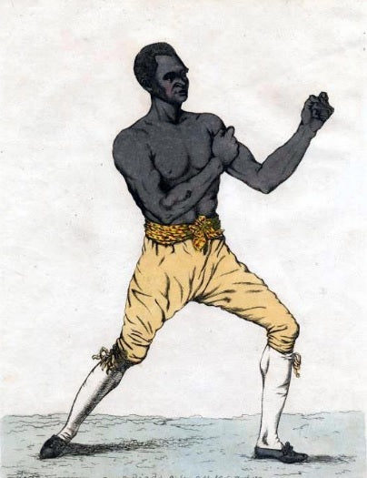 "How African Martial Arts in the United States influenced ""Western"" Boxing and Wrestling Part II...Introducing The Black Terror"