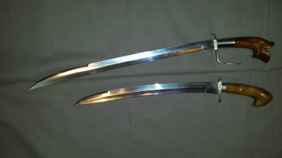 So, what the is the difference then between a bolo (machete) and a dedicated fighting sword (Espada)?