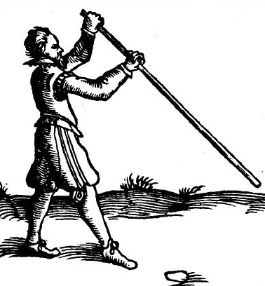 The stick and staff, as a weapon is found throughout the world