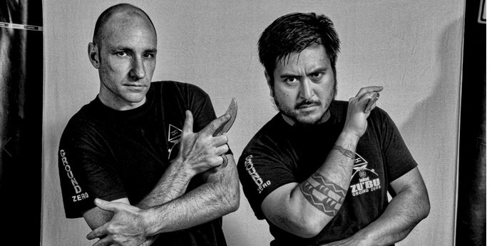 They are both instructors under the legendary Grandmaster, Yuli Romo. Bahad Zu'Bu is a descendent of one of the most feared systems of Martial Arts to come out of the Philippines, Kalis Ilustrisimo.