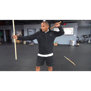 Stick Method of The Piper System; Coming from classical N'guni stick fighting, this could be better described as street stick.  A need to have collection for the African martial artist or anyone interested in developing skills in proven street self-defense skills!