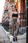 Khaki Aurora Leggings