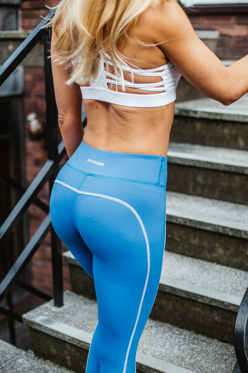 Blue Apatite Leggings