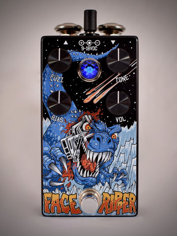 Doc Lloyd Face Ripper Gated Fuzz