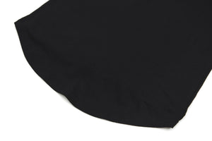 Banner Chinese Scoop Tee | Black