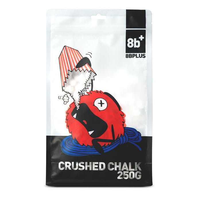 8b+ 250g Crushed Chalk