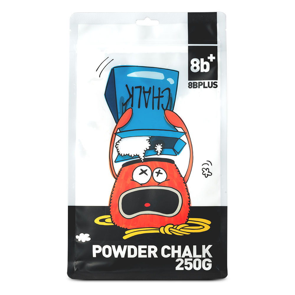8b+ 250g Powder Chalk