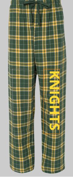 BoxerCraft Flannel Pants w/ Pockets Adult and Youth