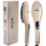 Advanced Hair Straightening Brush