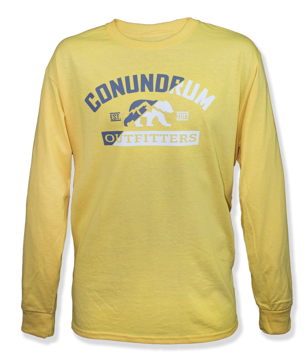 Conquer Long Sleeve - Aspen Yellow