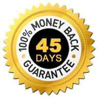 45 Day Money Back Guarantee