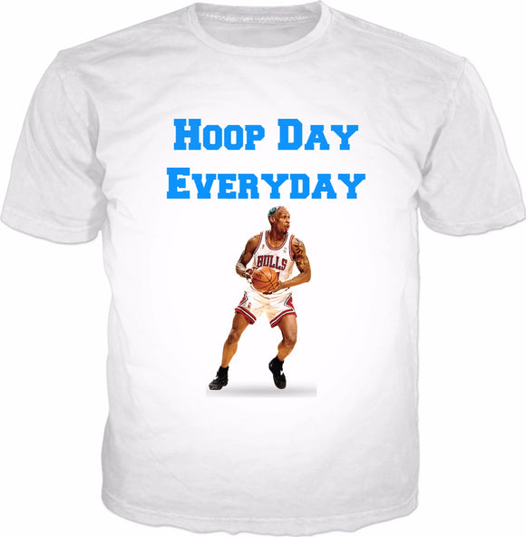 Hoop Day Everyday T Shirt