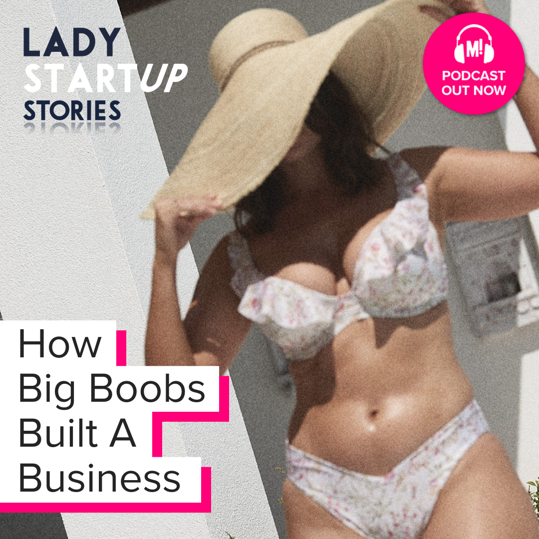 Lady Startup Stories, MARVELL LANE and my best friend* Mia Freedman