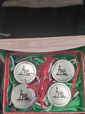 Holday Travel Tins Gift Box