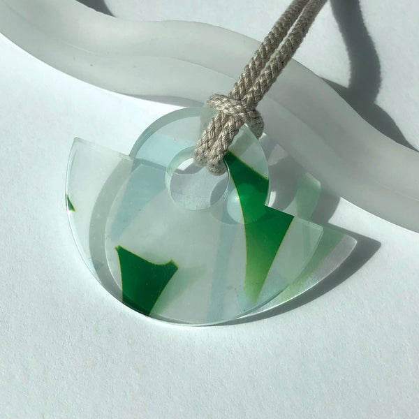 Sea Glass Green ~ 1