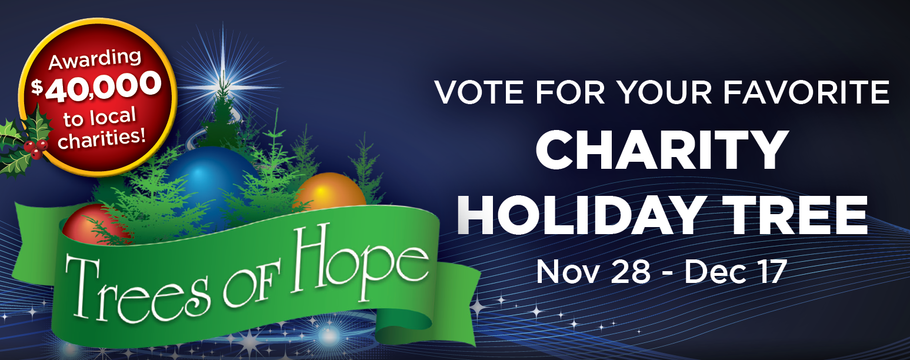 Trees of Hope by Boyd Gaming