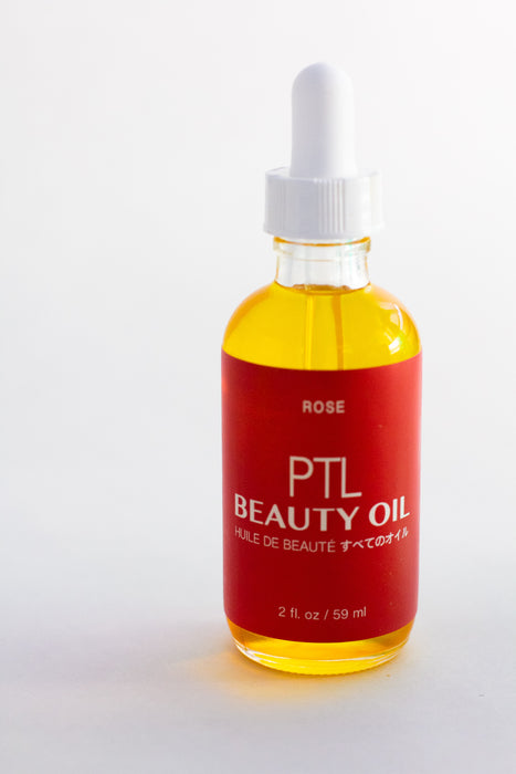 Rose Organic Beauty Oil