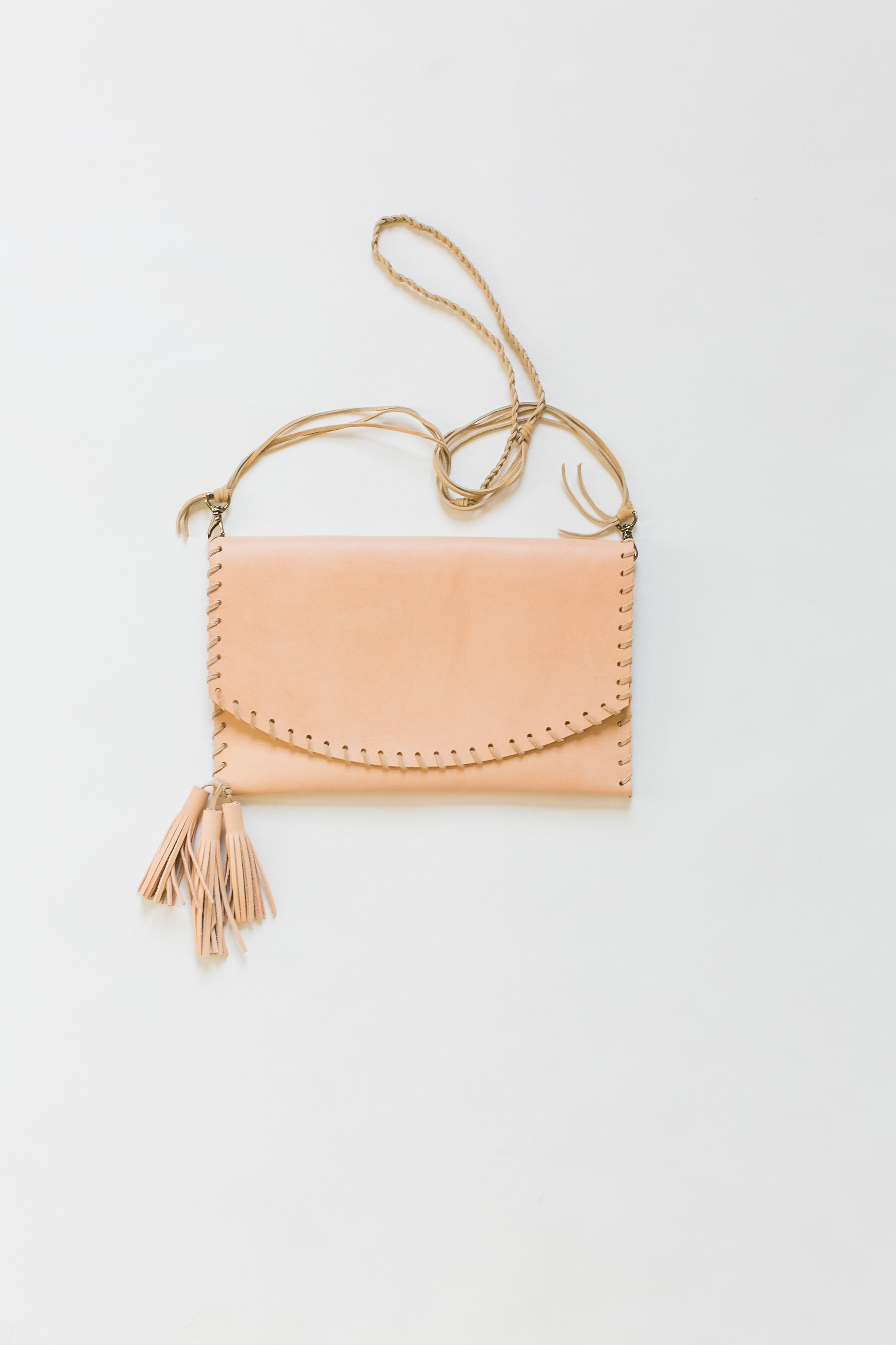 The Braided Detachable Strap