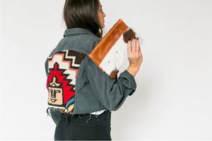 NOHA Aztec Jacket no. 01