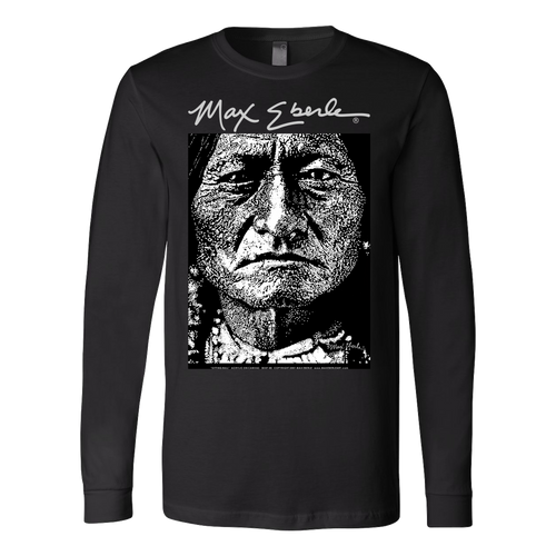 Sitting Bull Long Sleeve Version 2
