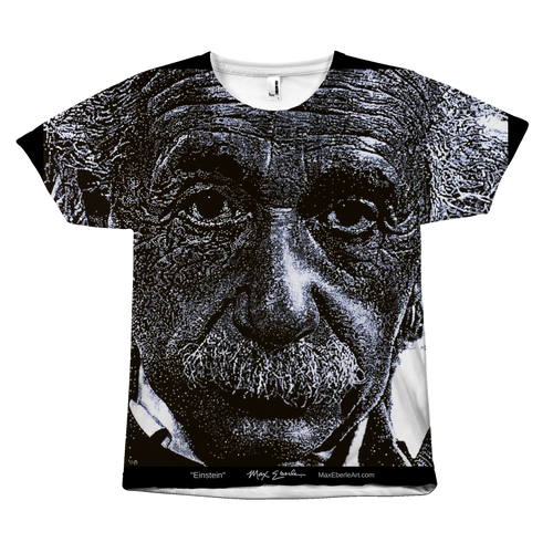 Einstein All Over Tee Shirt