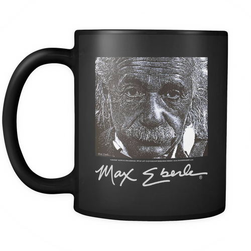 Einstein Eberle Coffee Mug 11oz