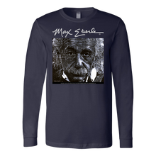 Einstein with Max Eberle Signed Long Sleeve Shirt