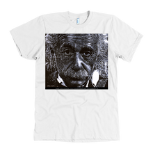 Einstein Basic American Apparel Mens Tee