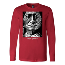Sitting Bull Long Sleeve Shirt by Canvas