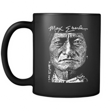 Sitting Bull Max Eberle 11oz Coffee Mug