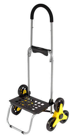 Stair Climber Mighty Max Dolly - Sunflower - Trolley Dolly  dolly - Storage & Organization,dbest products - dbest products, Inc