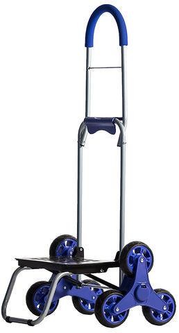 Stair Climber Mighty Max II - Blue - Trolley Dolly   - Storage & Organization,dbest products, Inc - dbest products, Inc